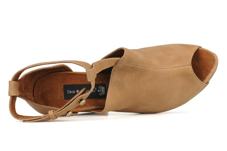 Sandali e scarpe aperte Friis & company Valerie Beige immagine sinistra