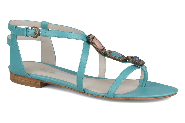 Sandales et nu-pieds Miezko Katilia Bleu vue détail/paire