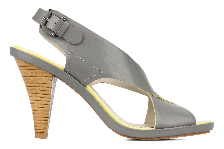 Sandali e scarpe aperte Miezko Hugalia Marrone immagine posteriore