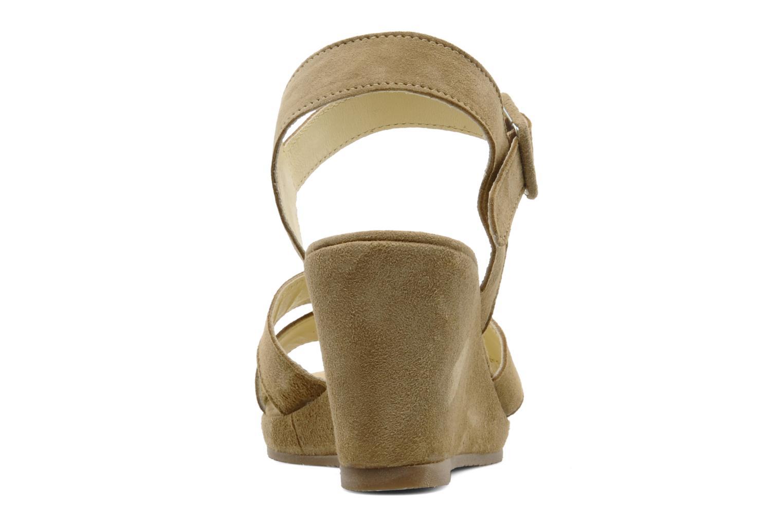 Sandalen Perlato Paros Beige rechts