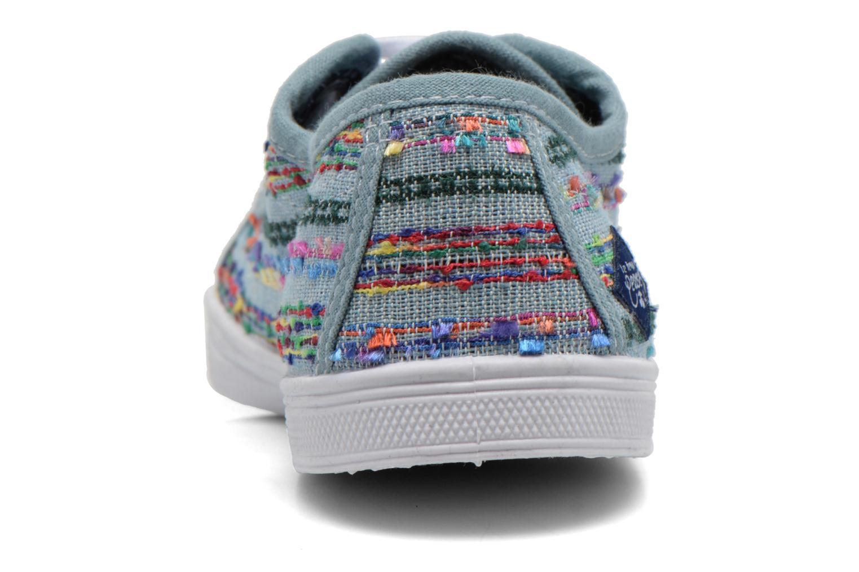 Sneaker Le temps des cerises Basic 02 mehrfarbig ansicht von rechts
