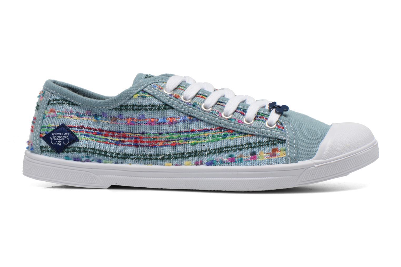 Sneaker Le temps des cerises Basic 02 mehrfarbig ansicht von hinten