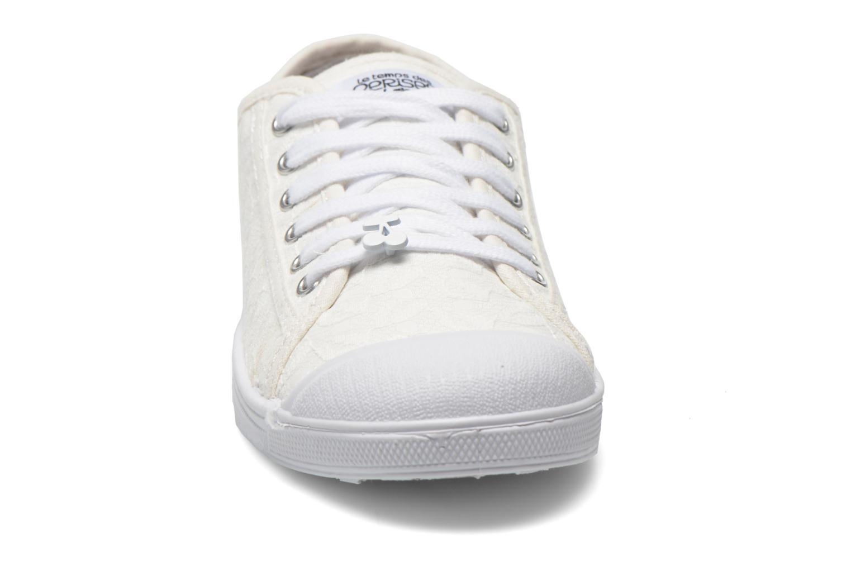 Sneakers Le temps des cerises Basic 02 Wit model