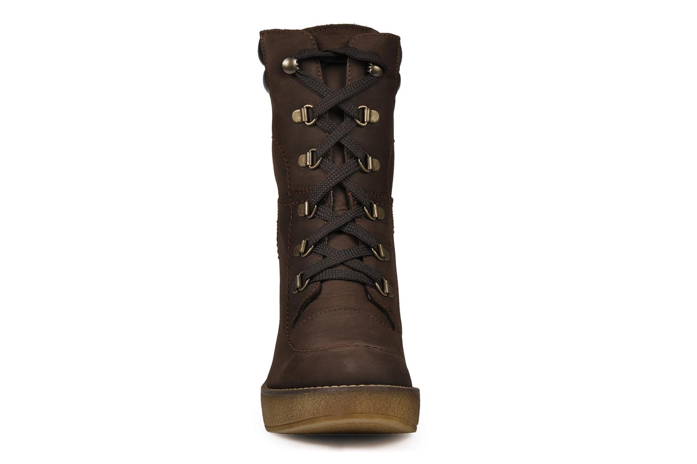 Boots en enkellaarsjes Jonak Galina Bruin model