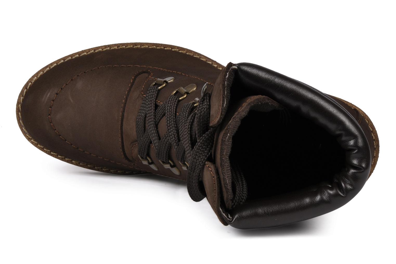Boots en enkellaarsjes Jonak Galina Bruin links