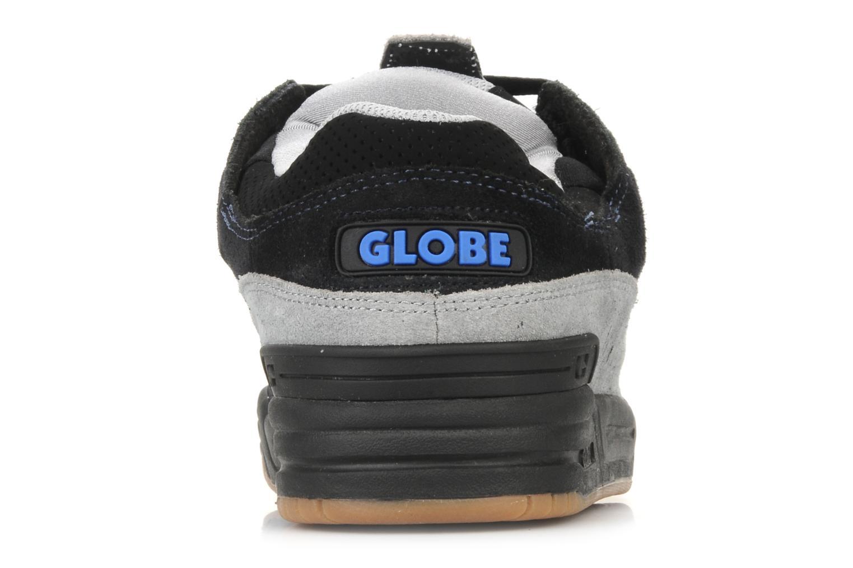 Chaussures de sport Globe Fusion Noir vue droite