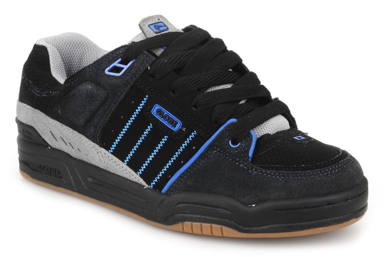 Chaussures de sport Globe Fusion Noir vue détail/paire
