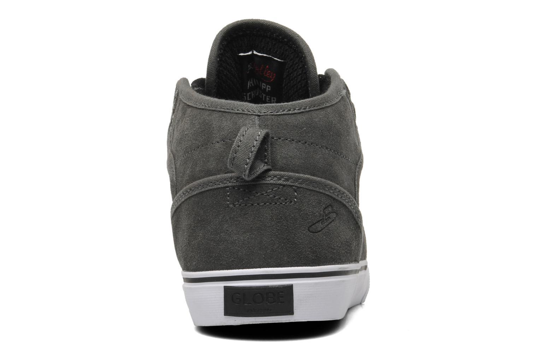 Chaussures de sport Globe Motley mid Gris vue droite