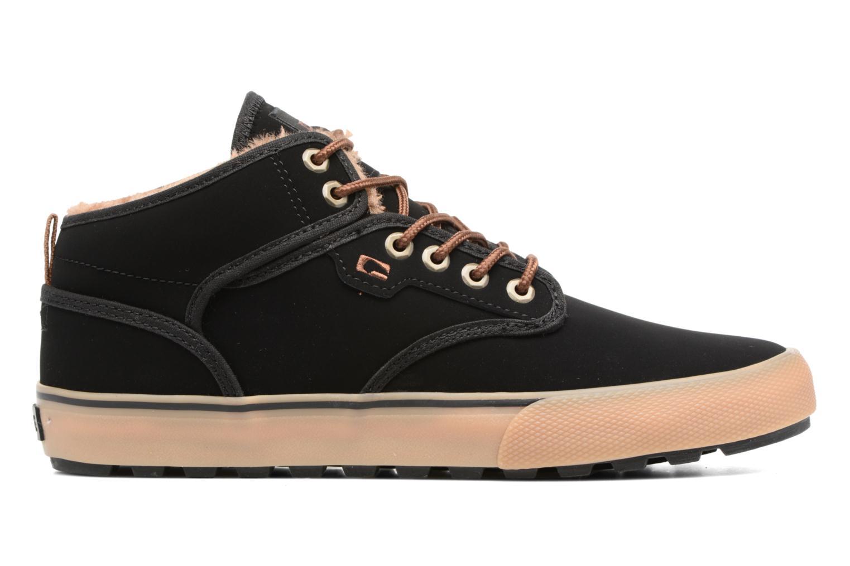 Sport shoes Globe Motley mid Black back view