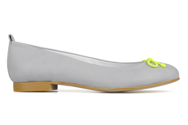 Millea Paprika grey neon bow