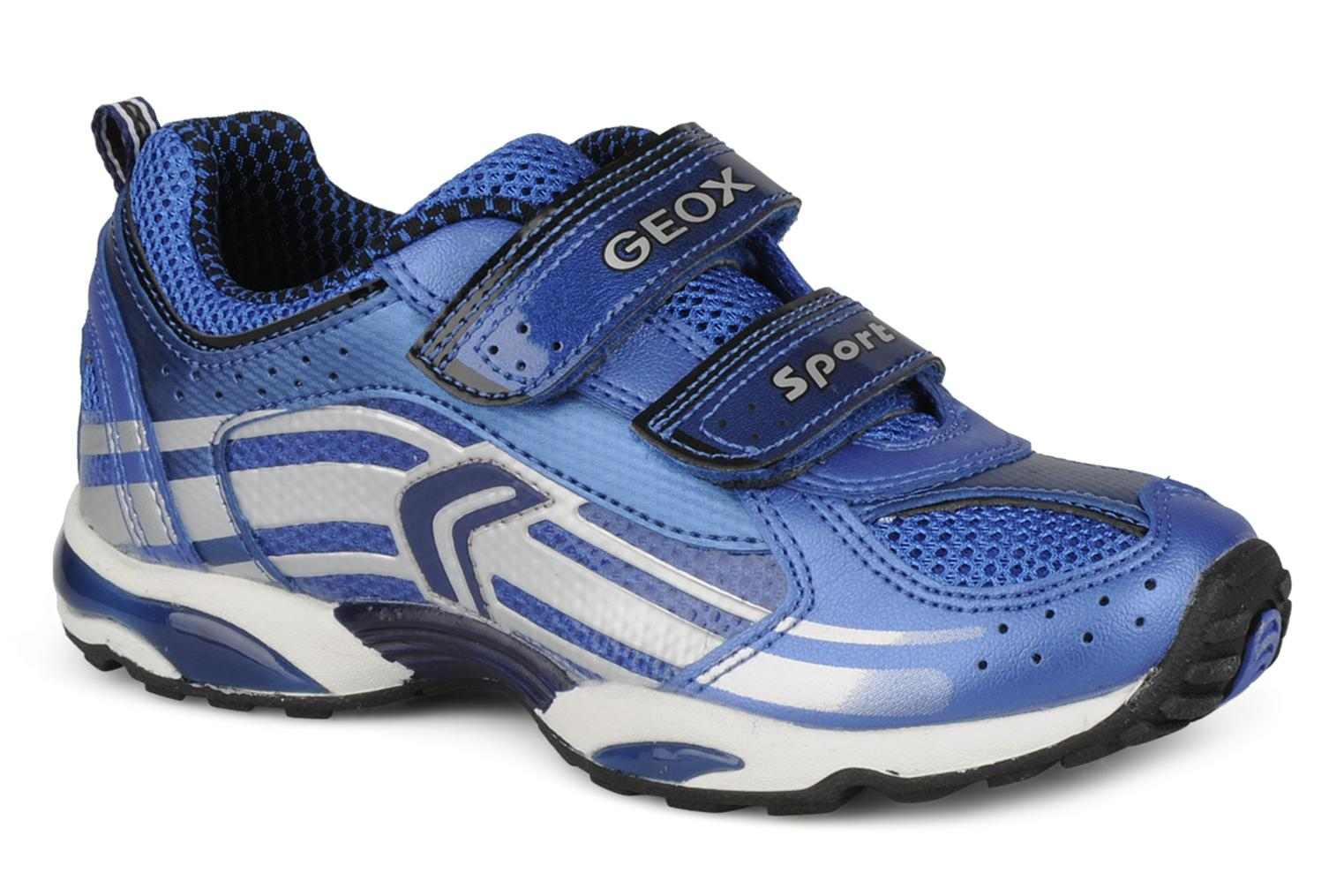 Sneakers Geox J extra b Blauw detail
