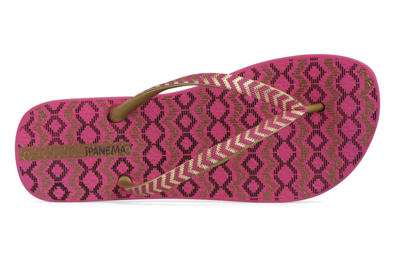 Zehensandalen Ipanema Classic trends  iii f rosa ansicht von links