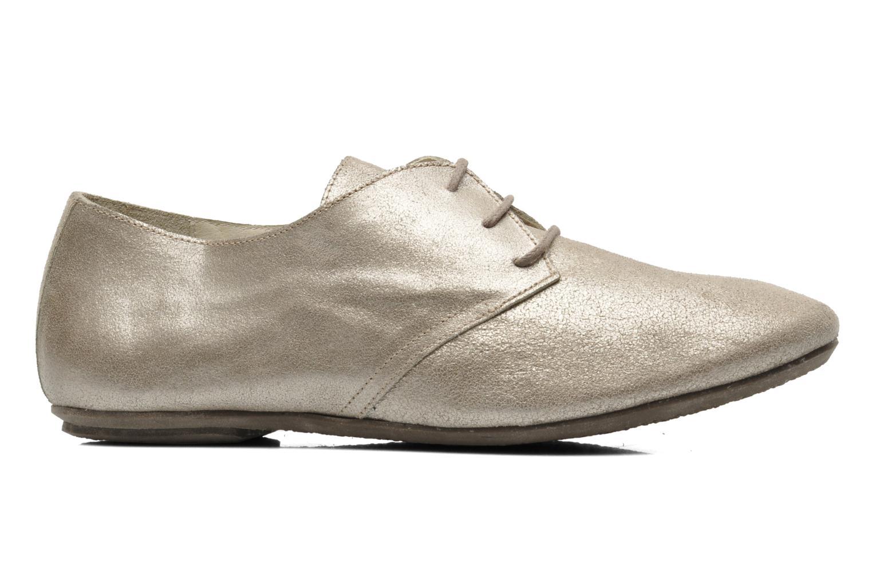 Snörade skor Jonak Dacklo Bronze och Guld bild från baksidan