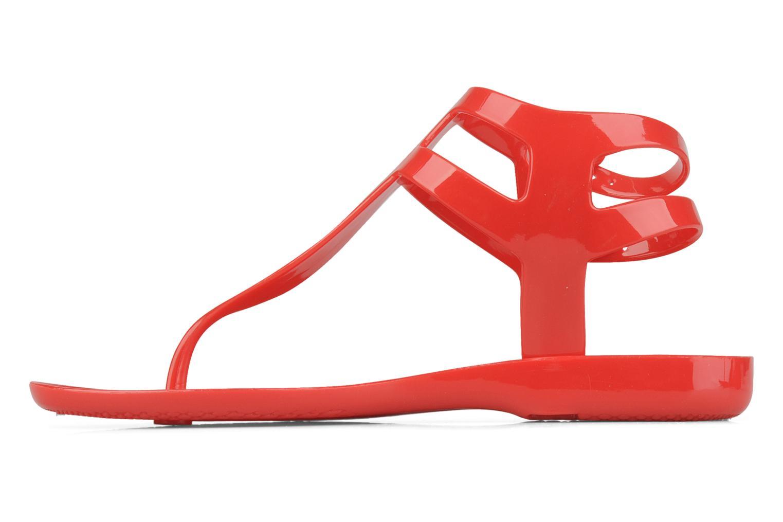Sandales et nu-pieds Carvela Kink Rouge vue face