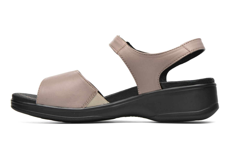 Sandales et nu-pieds Stonefly Aqua II 7 Beige vue face