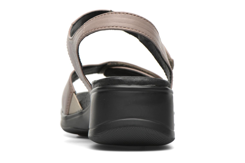 Sandales et nu-pieds Stonefly Aqua II 7 Beige vue droite
