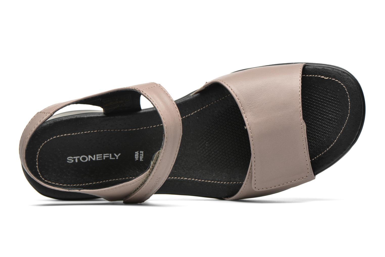 Sandales et nu-pieds Stonefly Aqua II 7 Beige vue gauche