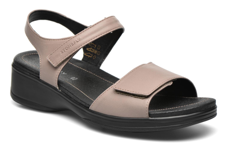 Sandales et nu-pieds Stonefly Aqua II 7 Beige vue détail/paire