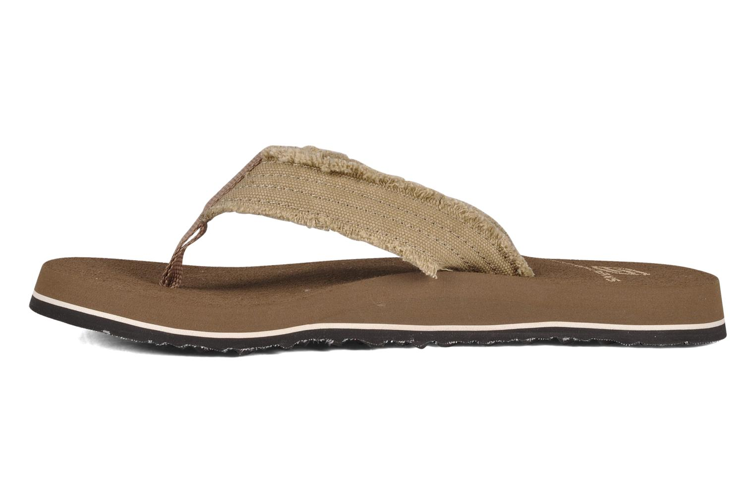 Tongs Skechers Fray 60421 Marron vue face