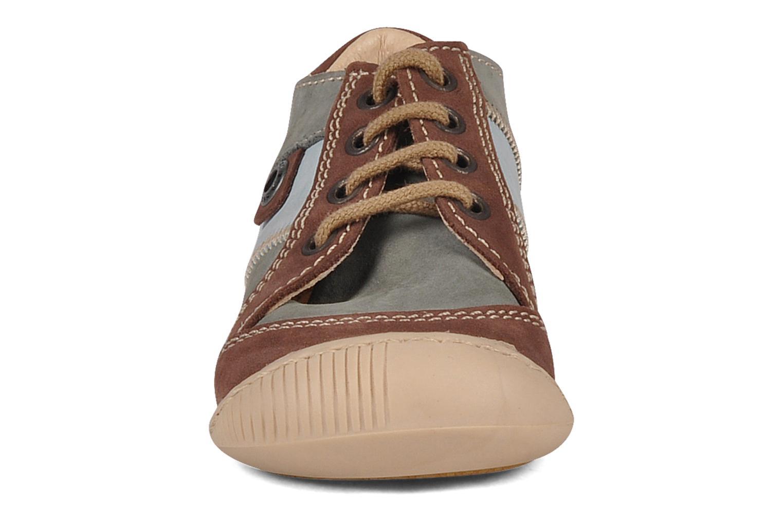 Bottines et boots Aster Bapi Marron vue portées chaussures