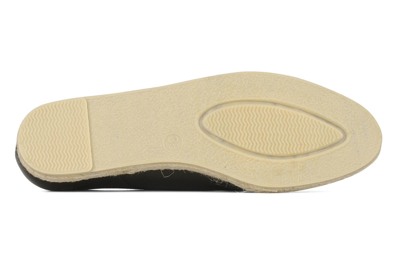 Chaussures à lacets Zespà Salhia Noir vue haut