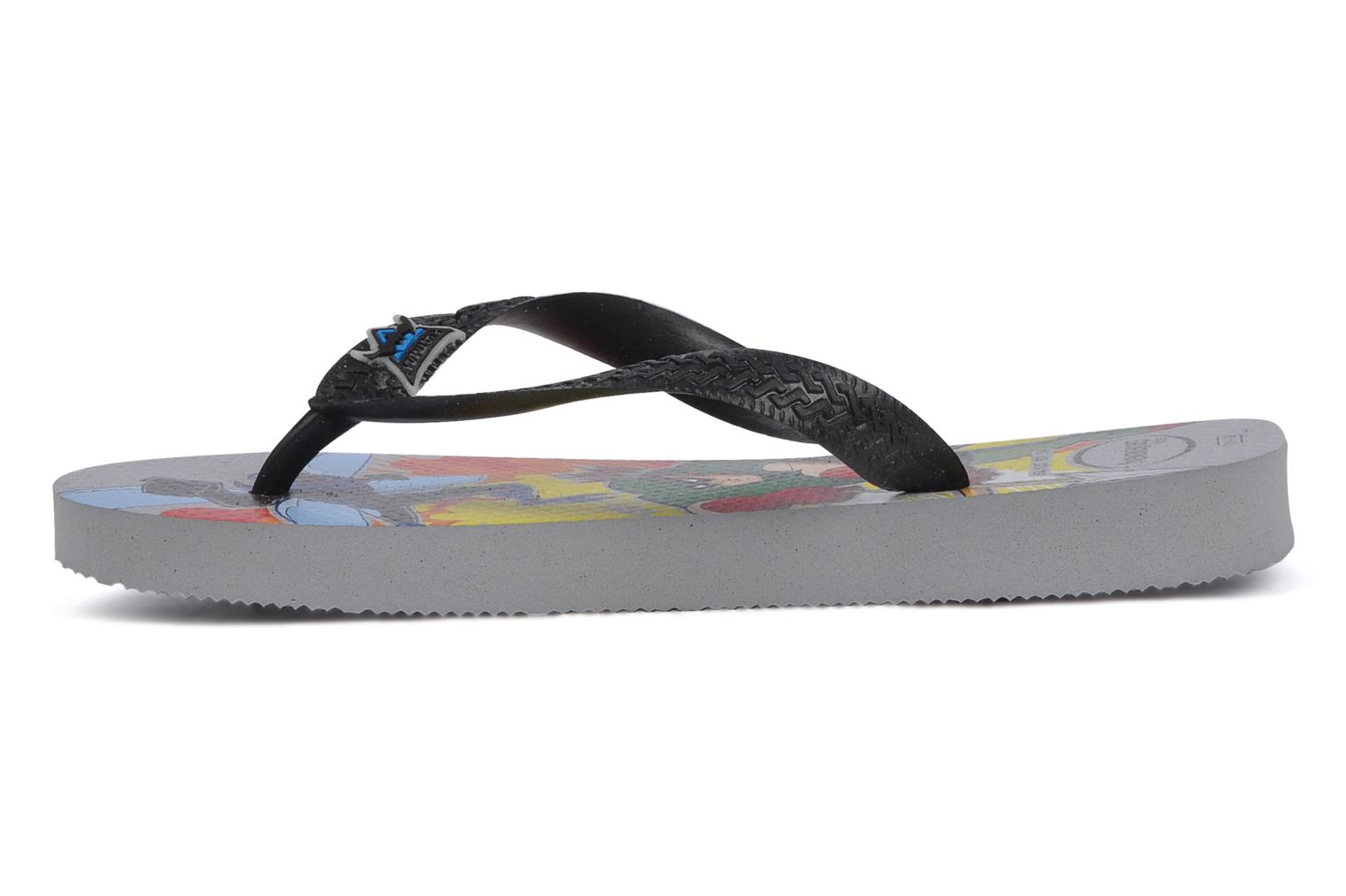 Tongs Havaianas Kids heroes Gris vue face