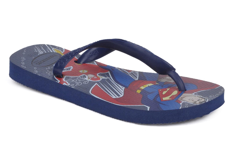 Slippers Havaianas Kids heroes Blauw detail