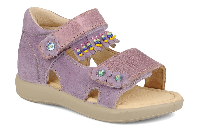 Sandali e scarpe aperte Naturino Karine Viola vedi dettaglio/paio