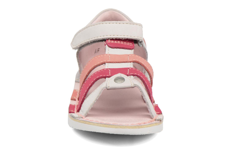 Sandaler Kickers Woopy Pink se skoene på