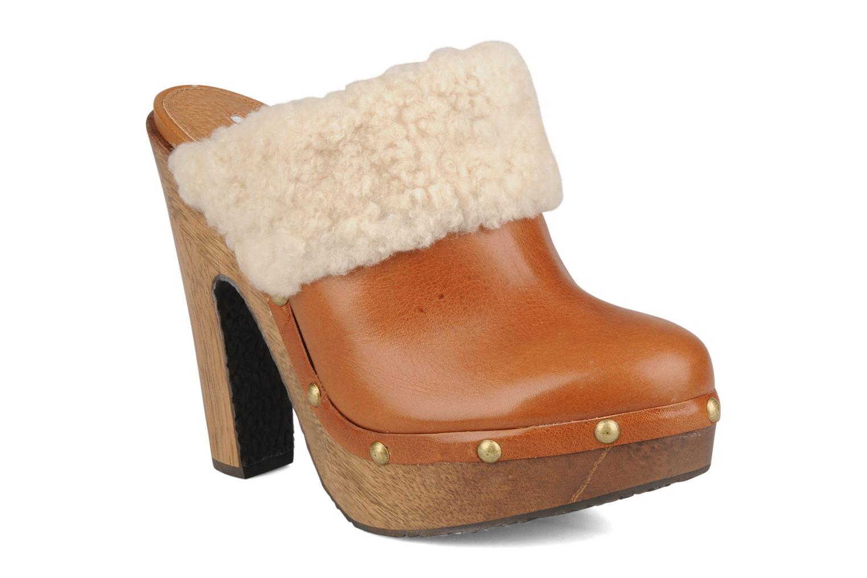 Marques Chaussure femme Studio TMLS femme Fluffy Vulcano tan