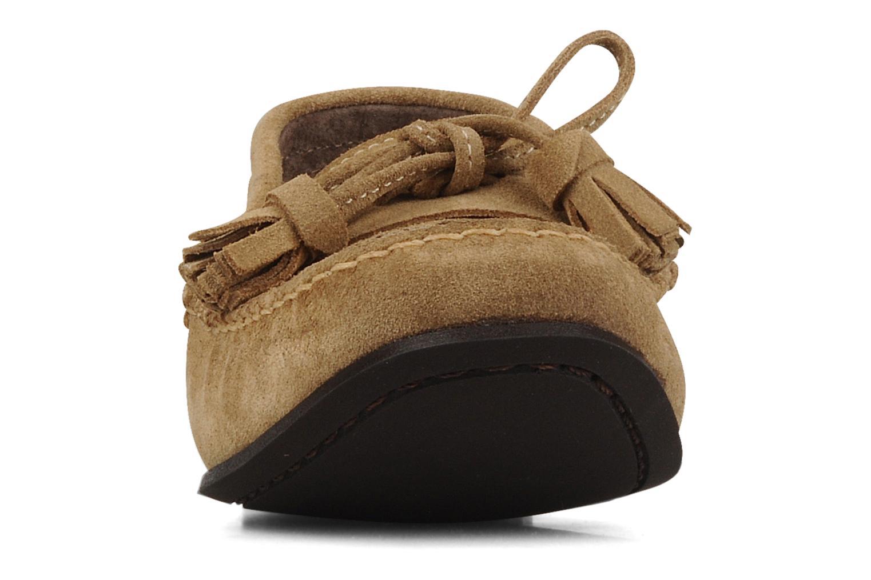 Mocassins M PAR M Vicky Marron vue portées chaussures
