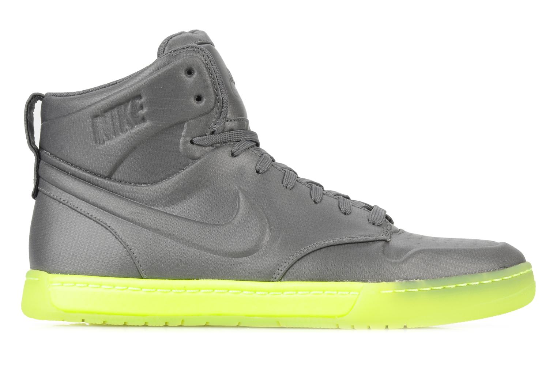 Sneaker Nike Wmns nike air royalty mid vt grau ansicht von hinten