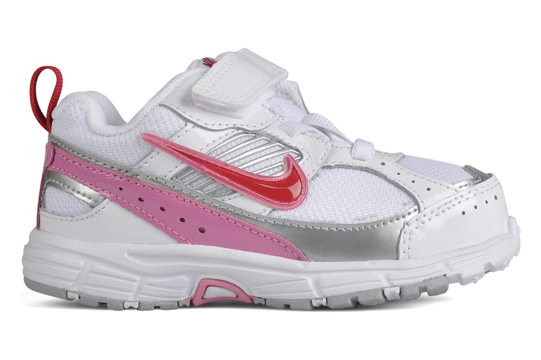 Sport shoes Nike Dart 8 gtv White back view