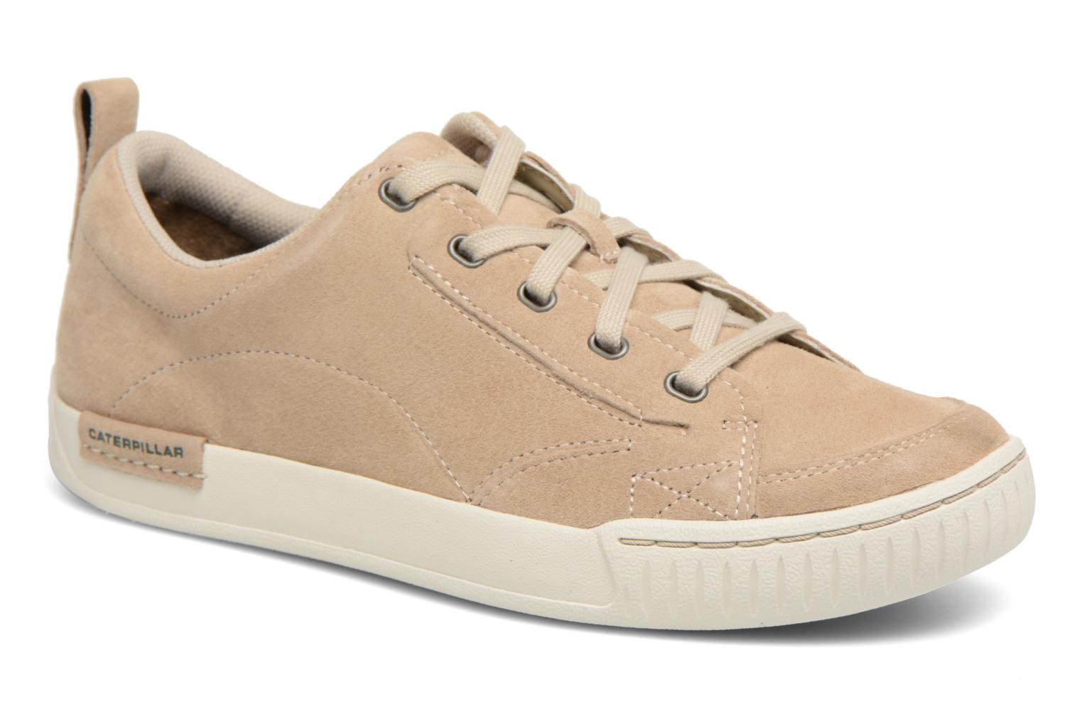 Sneakers Caterpillar Modesto Beige detail