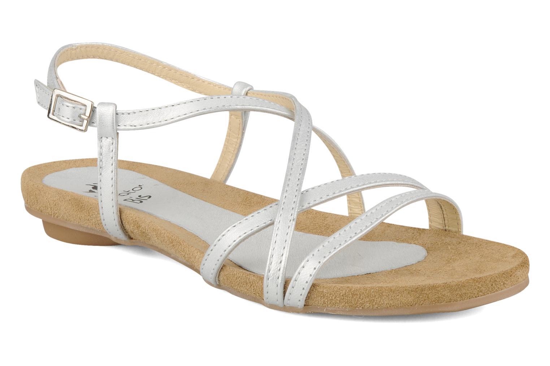 Sandalen Perlato Izalik silber detaillierte ansicht/modell