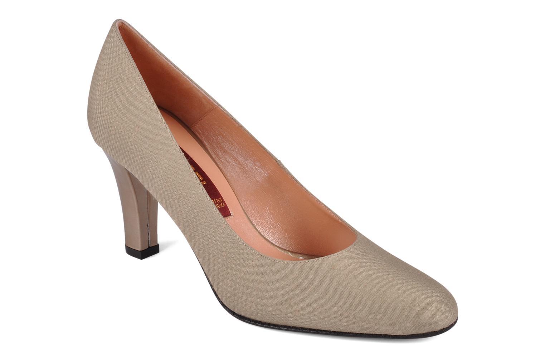 Zapatos de tacón Carel Verveine Beige vista de detalle / par