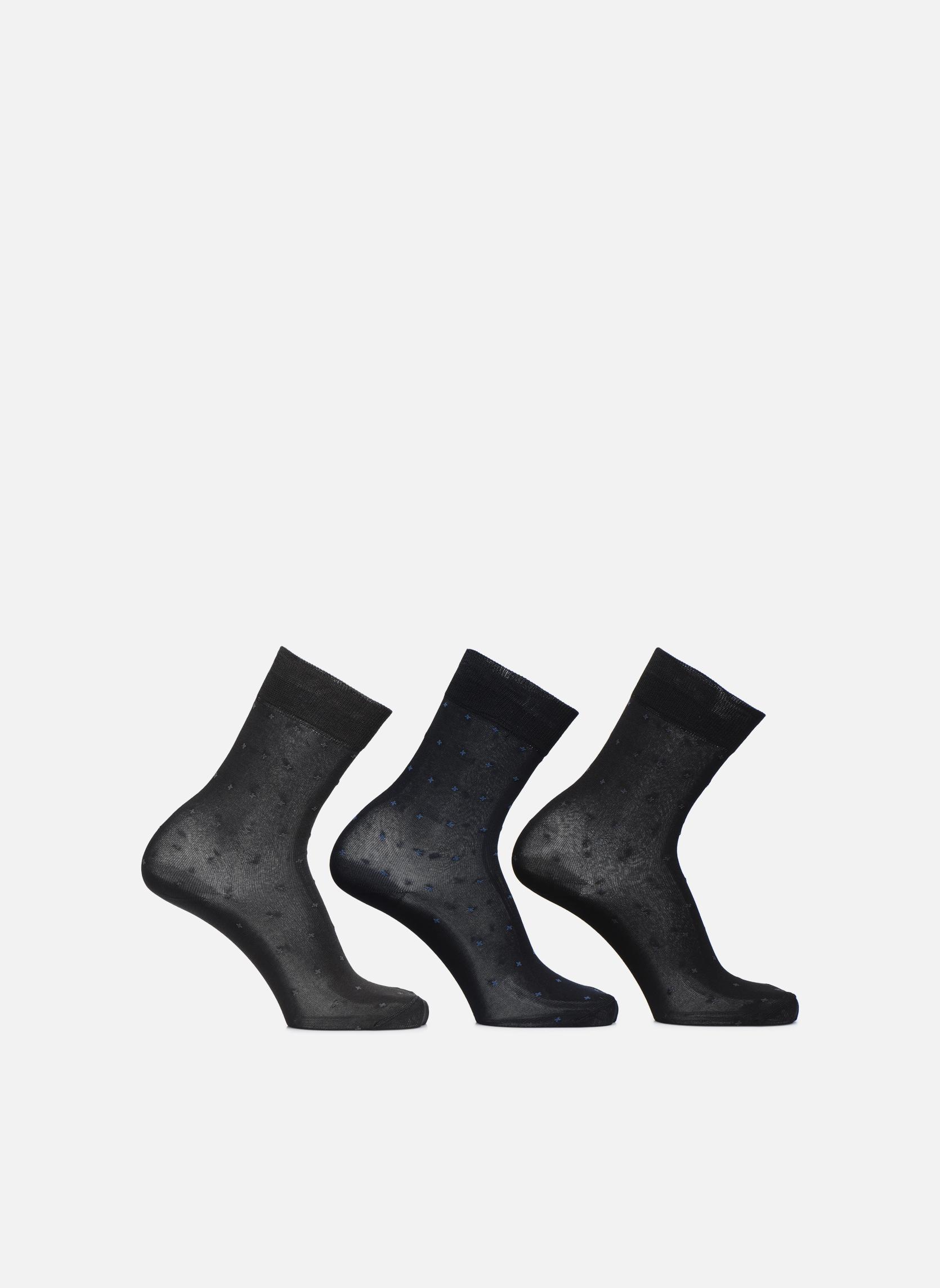 Confezione 3 paia di calze Victor