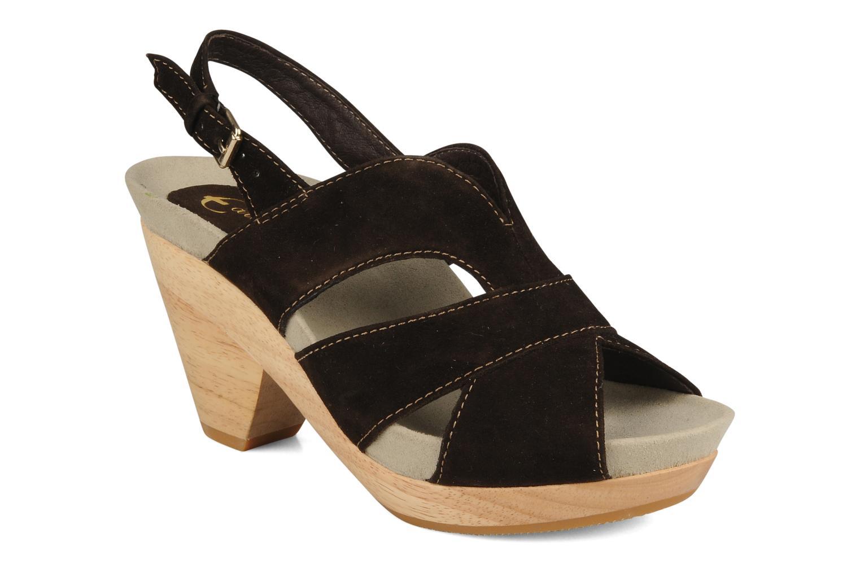 Zapatos promocionales Kalso Earth Monaco (Marrón) - Sandalias   Zapatos casuales salvajes