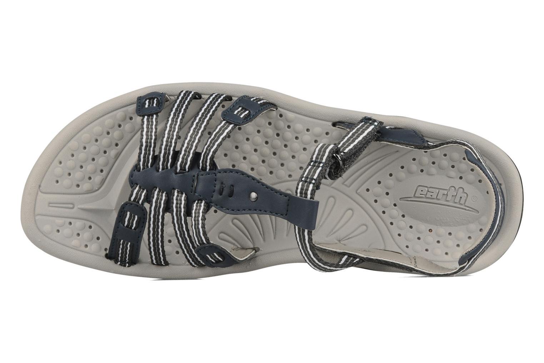 Sandales et nu-pieds Kalso Earth Puerta Gris vue gauche