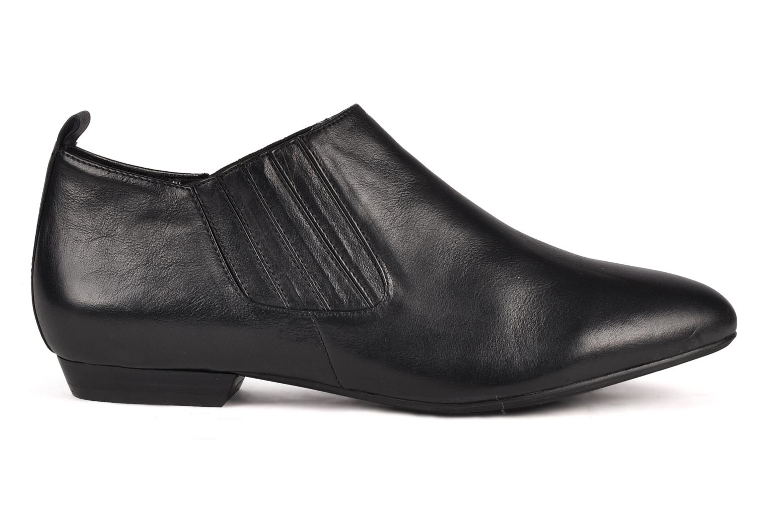 Ankle boots Buffalo Selia Black back view