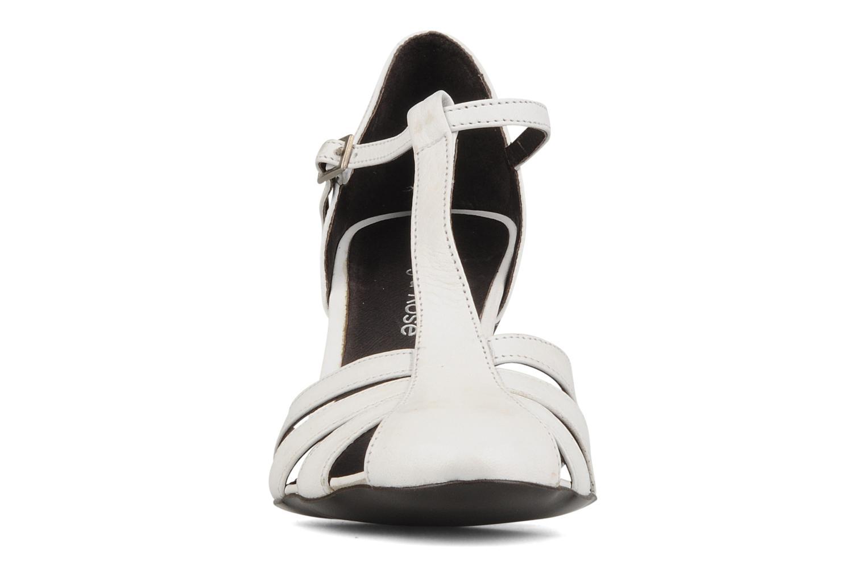 Escarpins Georgia Rose Vareo Blanc vue portées chaussures