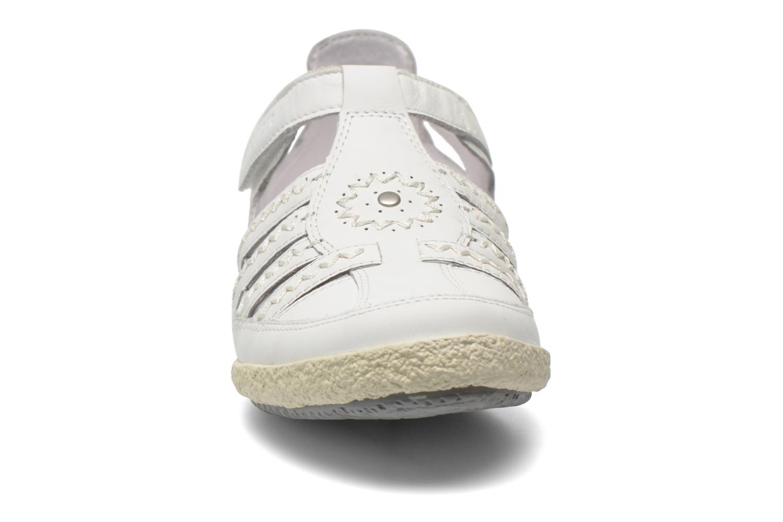 Sandales et nu-pieds Allrounder by Mephisto Galina Blanc vue portées chaussures