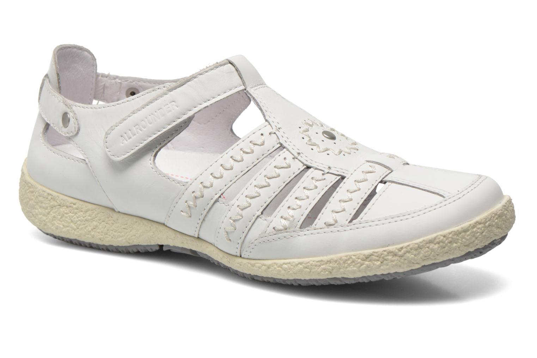 Sandales et nu-pieds Allrounder by Mephisto Galina Blanc vue détail/paire