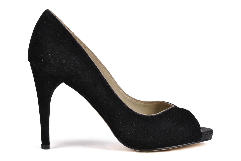High heels Georgia Rose Macauliz Black back view