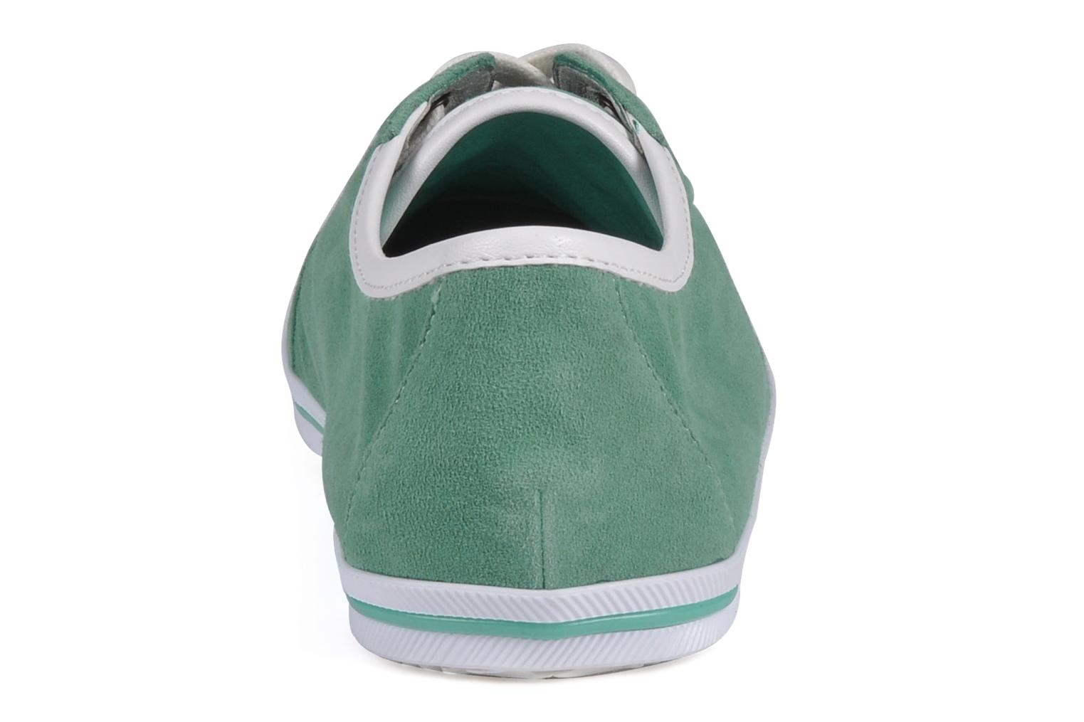 Trainers Georgia Rose Barilie Green view from the right