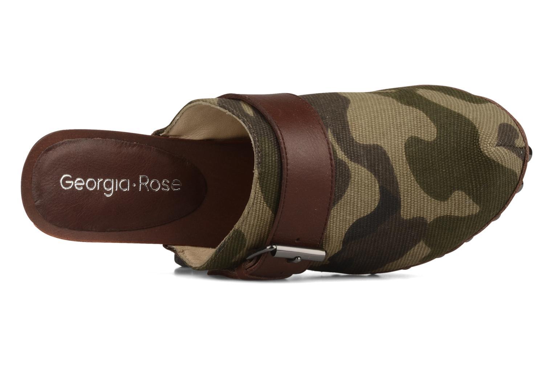 Ninon Dk brown Militaire