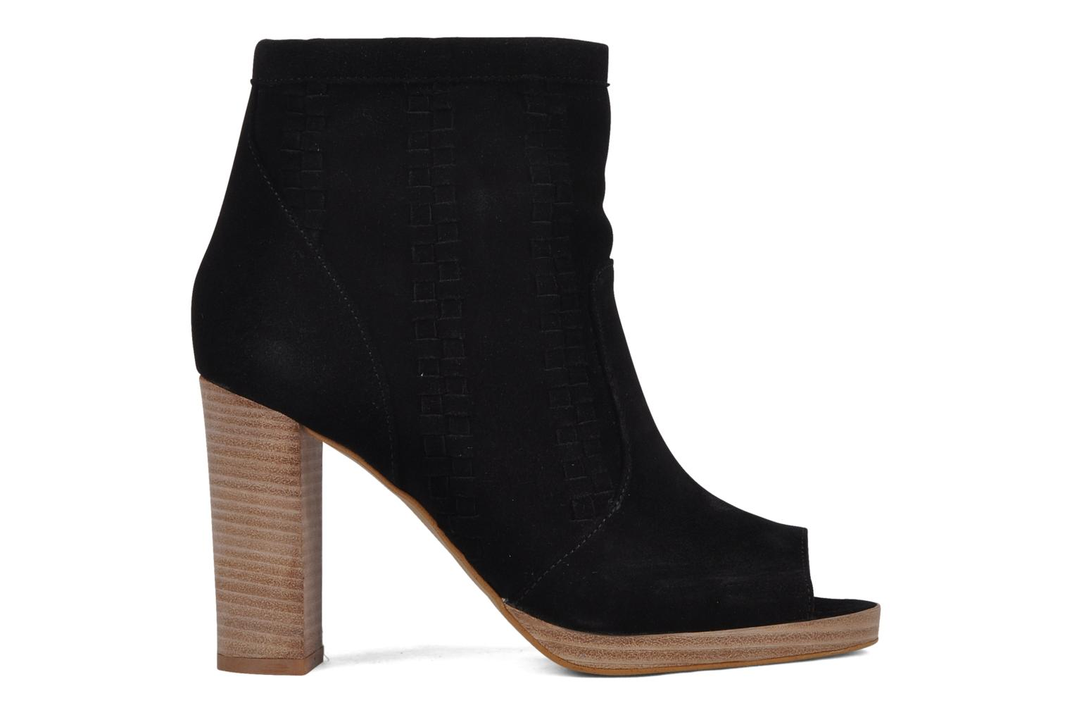 Ankle boots Jonak Aviva Black back view