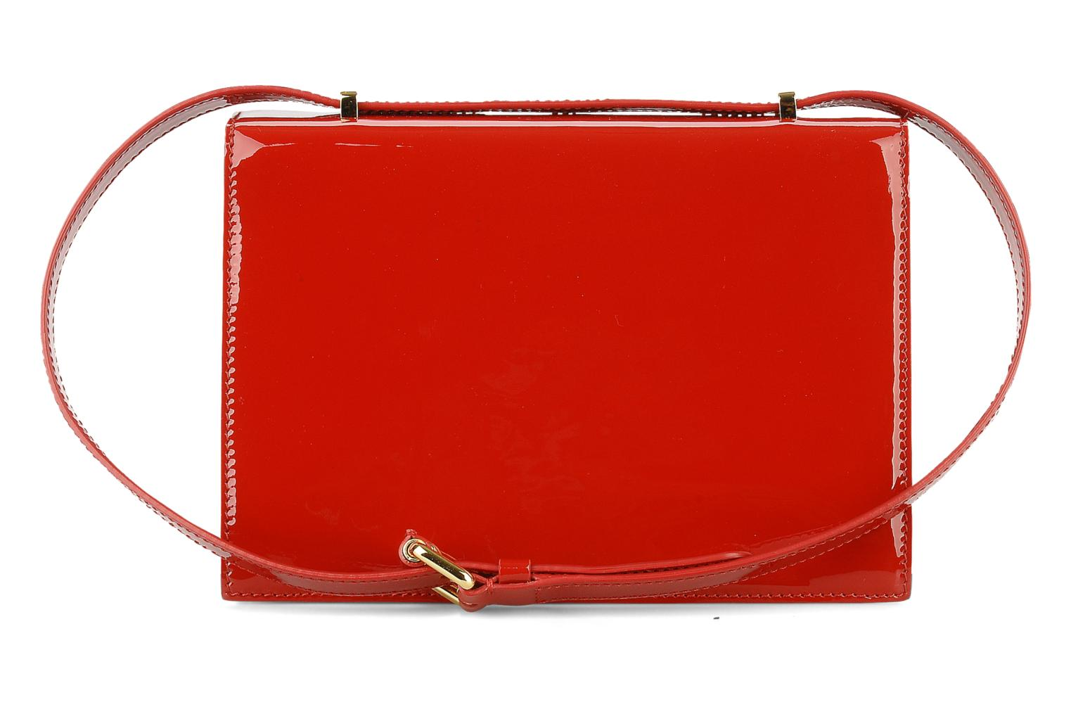 Handbags Moschino Cheap & Chic Spic Red front view