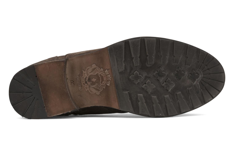 Chaussures à lacets Koah Karl 143 Marron vue haut