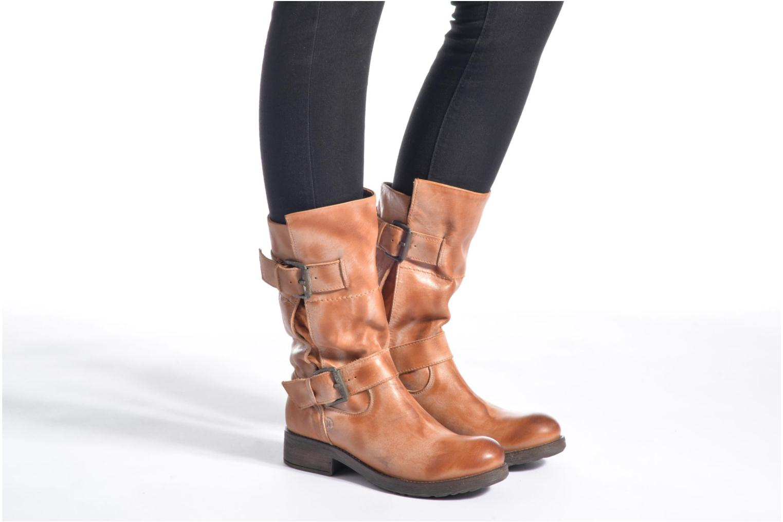 Boots en enkellaarsjes Koah Karina 103 Zwart onder